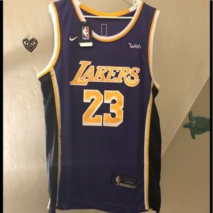 Lebron James Lakers Jersey